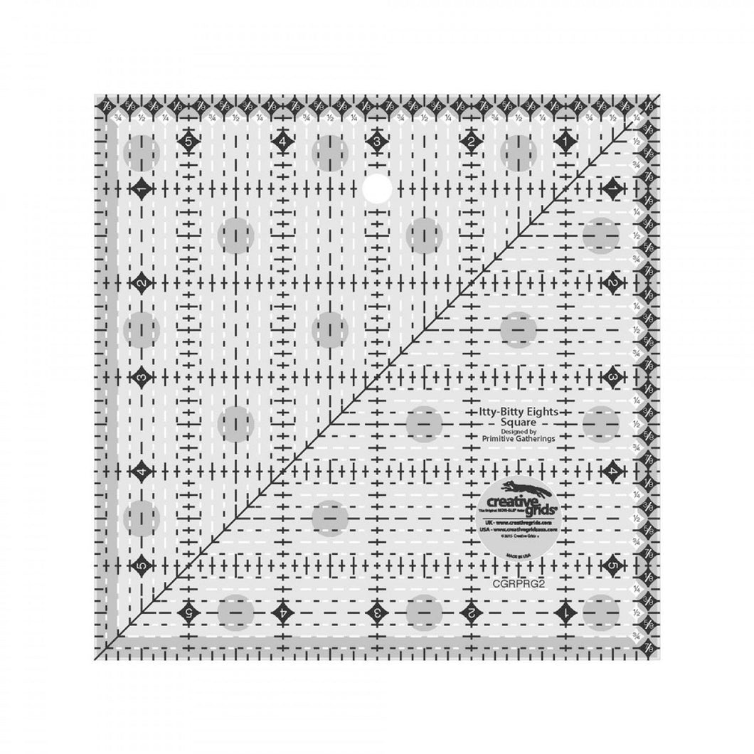 Creative Grid Itty Bitty Square Ruler