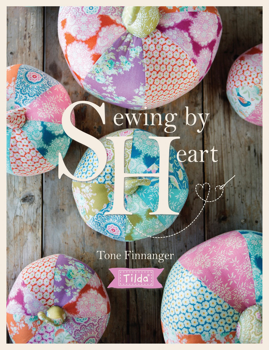 Sewing by Heart book