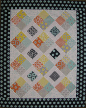 Four-Patch Charm pattern