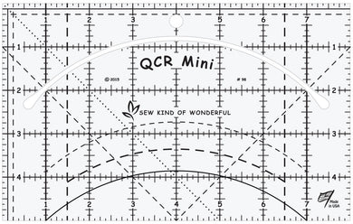 Mini Quick Curve Ruler