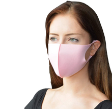 Load image into Gallery viewer, 20pk Soft Face Mask Pink Double Layer Breathable Fashionable Reusable Washable