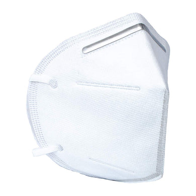 10-Pack KN95 Particulate Respirator Face Mask Disposable GB2626-2006