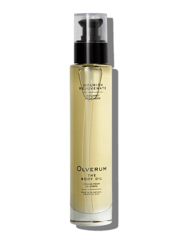 The Nourishing Aromatic Body Oil
