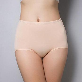 Comfortable and cool bamboo fiber panty
