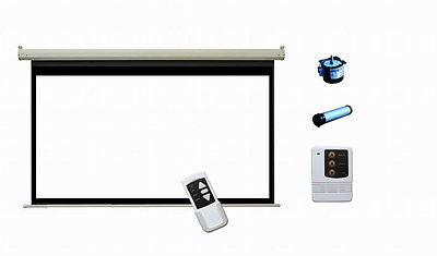 Antra Psa 150a 16 9 Electric Motorized Projector