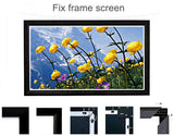 Antra™ PSF-150AG 150 Inch 16:9 Fixed Frame Projector Projection Screen New PVC Grey