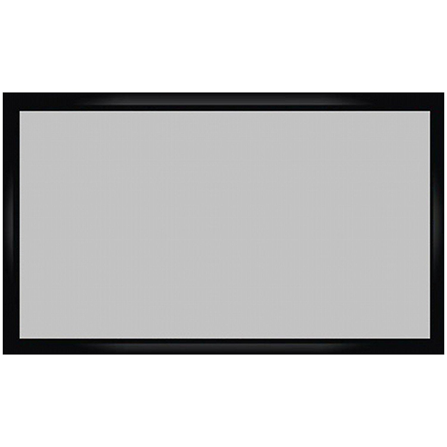 Antra 16:9 Fixed frame Projector Projection Screen (6-PC Frame) PVC ...