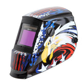 Antra™ AH6-660-6217 Solar Power Auto Darkening Welding Helmet Shade 4/5-9/9-13