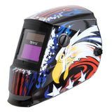 Antra™ AH6-260-6217 Solar Power Auto Darkening Welding Helmet Shade 4/5-9/9-13