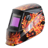 Antra™ AH6-660-6104 Solar Power Auto Darkening Welding Helmet Shade 4/5-9/9-13