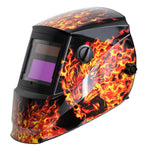 Antra™ AH6-260-6104 Solar Power Auto Darkening Welding Helmet Shade 4/5-9/9-13