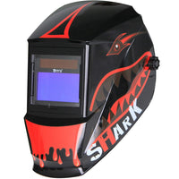 Antra™ AH7-360-7315 Solar Power Auto Darkening Welding Helmet Shade 4/5-9/9-13