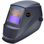 Antra™ AH7-220-0000 Solar Power Auto Darkening Welding Helmet Shade 4/9-13