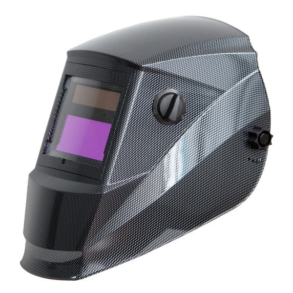REFURBISHED Antra™ AH6-260-001X Solar Power Auto Darkening Welding Helmet Shade 4/5-9/9-13
