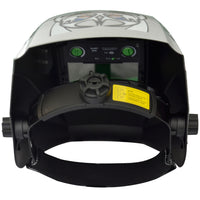 REFURBISHED Antra™ AH6-260-101S Solar Power Auto Darkening Welding Helmet Shade 4/5-9/9-13