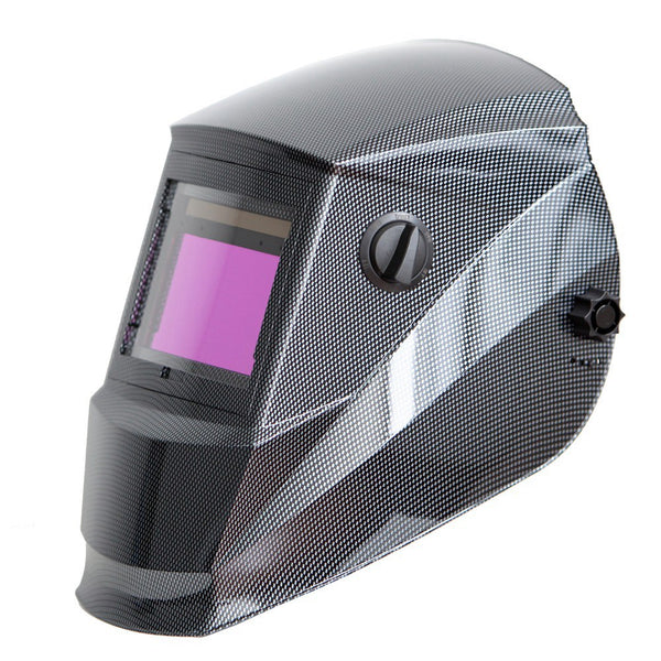 REFURBISHED Antra™ AH6-660-001X Solar Power Auto Darkening Welding Helmet Shade 4/5-9/9-13