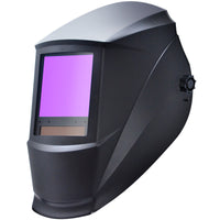 REFURBISHED Antra™ AH7-860-0000 Solar Power Auto Darkening Welding Helmet Shade 4/5-9/9-13