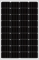 110W Monopoly Solar panel for RV VAN Boat power generation