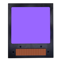 Antra™ X30P Solar Power Auto Darkening Lens Digital Controlled Shade 4/5-8/9-13 LED Display, good for TIG,MIG,MMA,Plasma Cutting