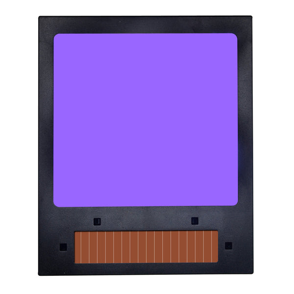 Refurbished Antra™ X30P Solar Power Auto Darkening Lens Digital Controlled Shade 4/5-8/9-13 LED Display, good for TIG,MIG,MMA,Plasma Cutting