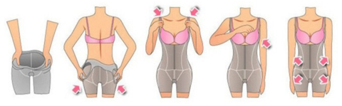 Push Up Slimming & Lifting Shapewear