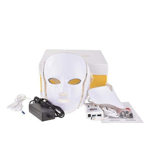 EZ Light Led Mask™ Professional Led Light Therapy Mask - EZUSBUY