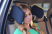 EZ Car Travel Headrest - EZUSBUY