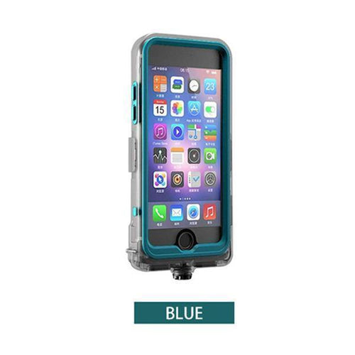 WATERPROOF IPHONE 6/6S/7 CASE WITH SPORTS STRAP - EZUSBUY
