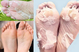 Milk Bamboo Feet Mask - EZUSBUY