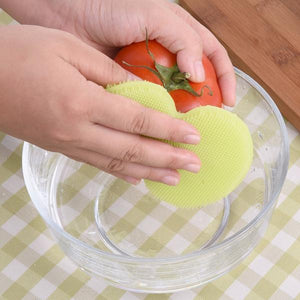 Multi-function Silicone Dish Cleaner - EZUSBUY