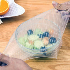 REUSABLE CLING WRAP - EZUSBUY