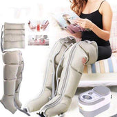 AIR COMPRESSION LEG MASSAGER - EZUSBUY