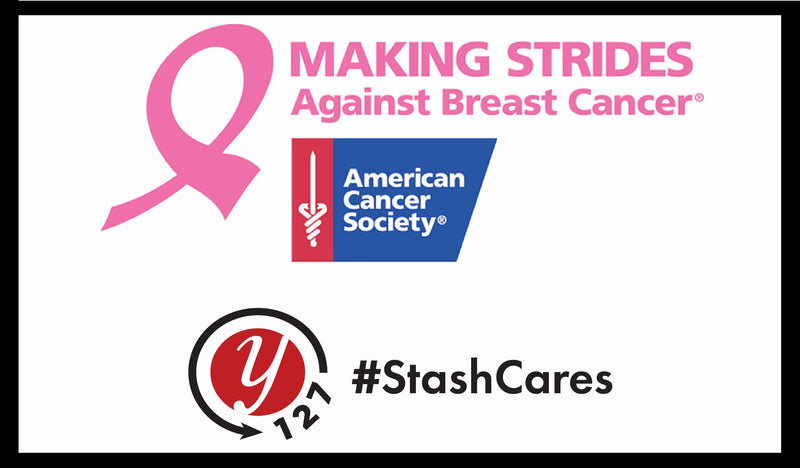 Stash Donates to American Cancer Society