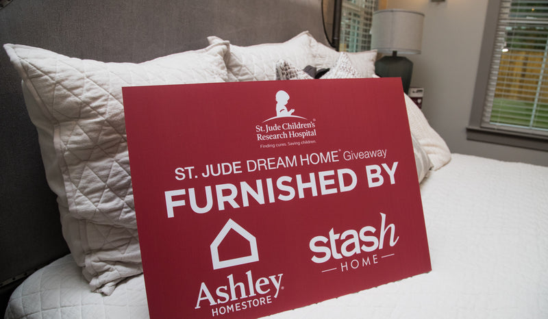 Stash Cares: The 2018 St. Jude Dream Home