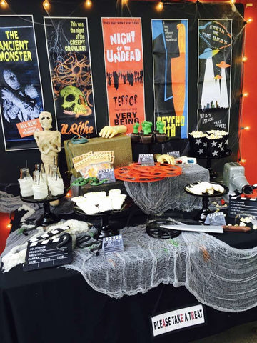 Horror Movie-Themed Party Ideas