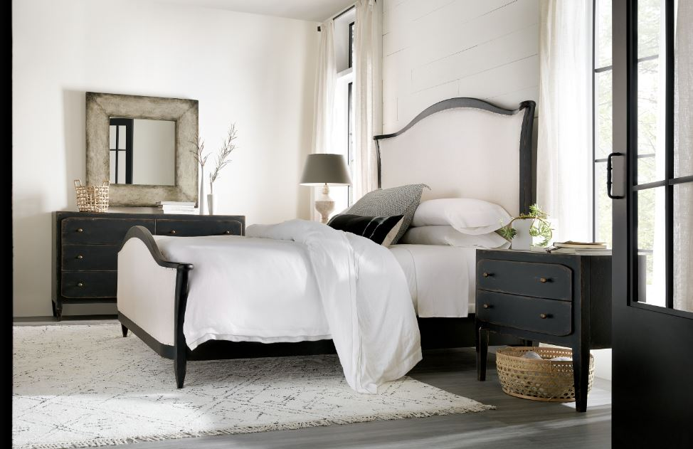 Ciao Bella Bed and Dresser