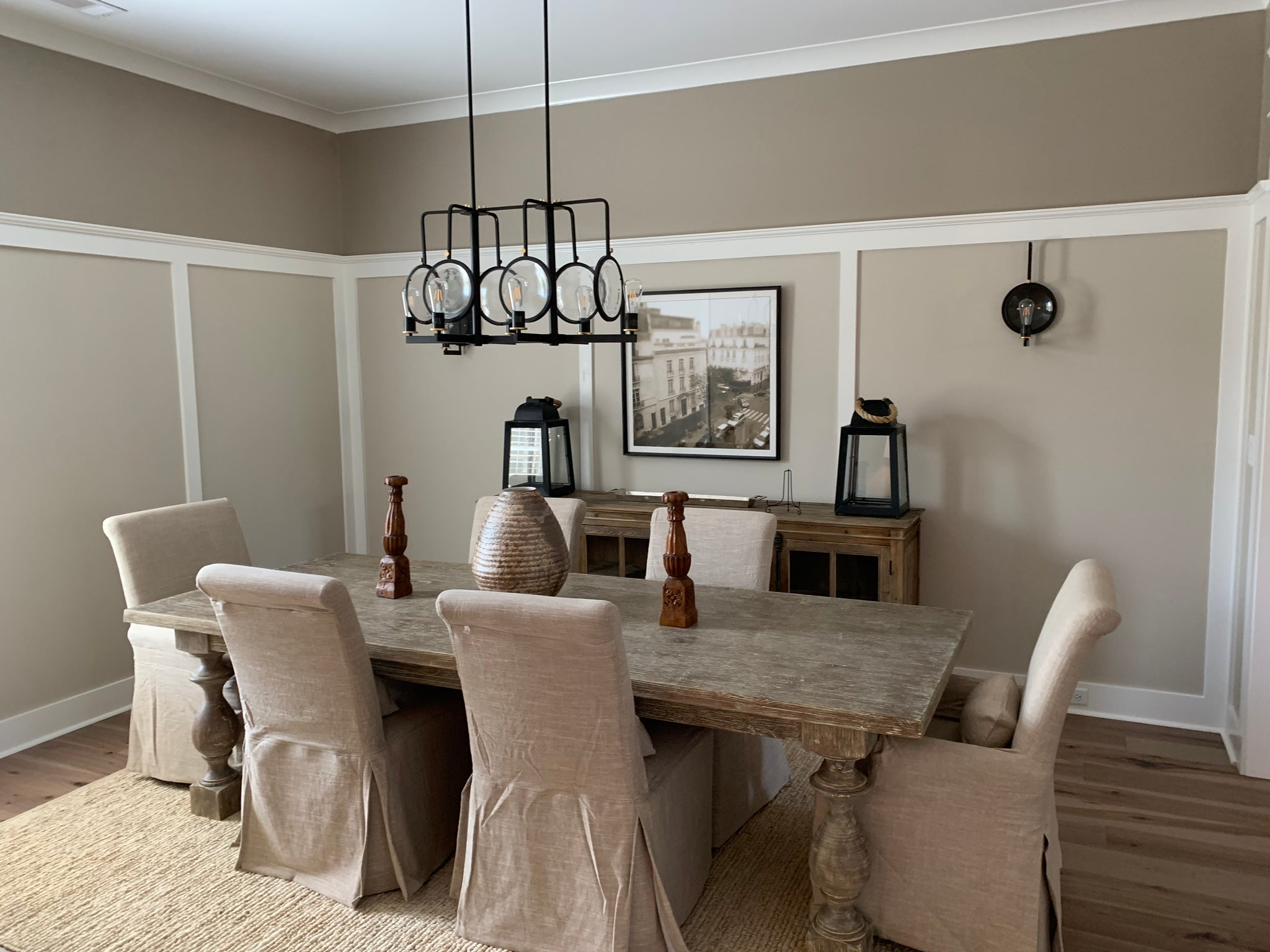 Dining Room St. Jude Dream Home 2019