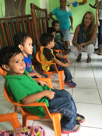 Stash Home Helping Hogar di Ninos Enmanuel Orphanage in Honduras