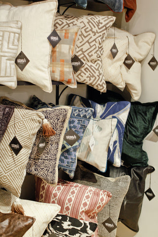 Stash Home Pillow Wall