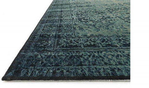 Journey Indigo Rug | Stash Home