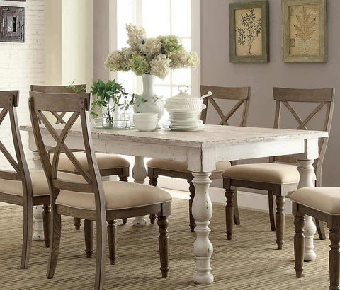 Aberdeen Rectangle Dining Table | Stash Home