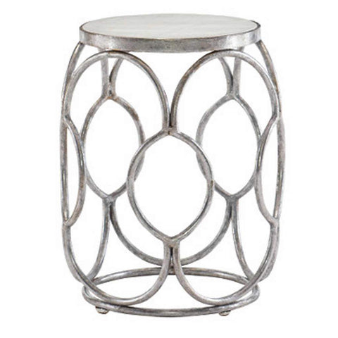 Ginette Chairside Table | Stash Home