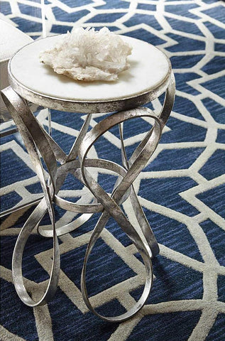 Maribel Chairside Table | Stash Home