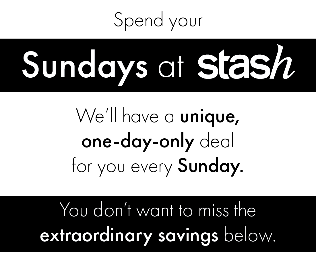 Sundays at Stash