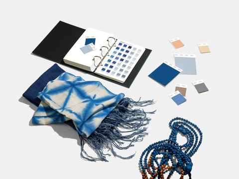 Pantone Classic Blue Shades and Accessories