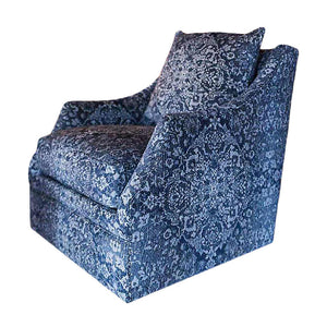 Kara Swivel Chair - Stash Home