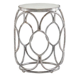 Ginette Chairside Table - Stash Home