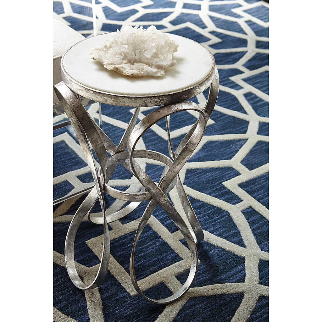 Maribel Chairside Table - Stash Home