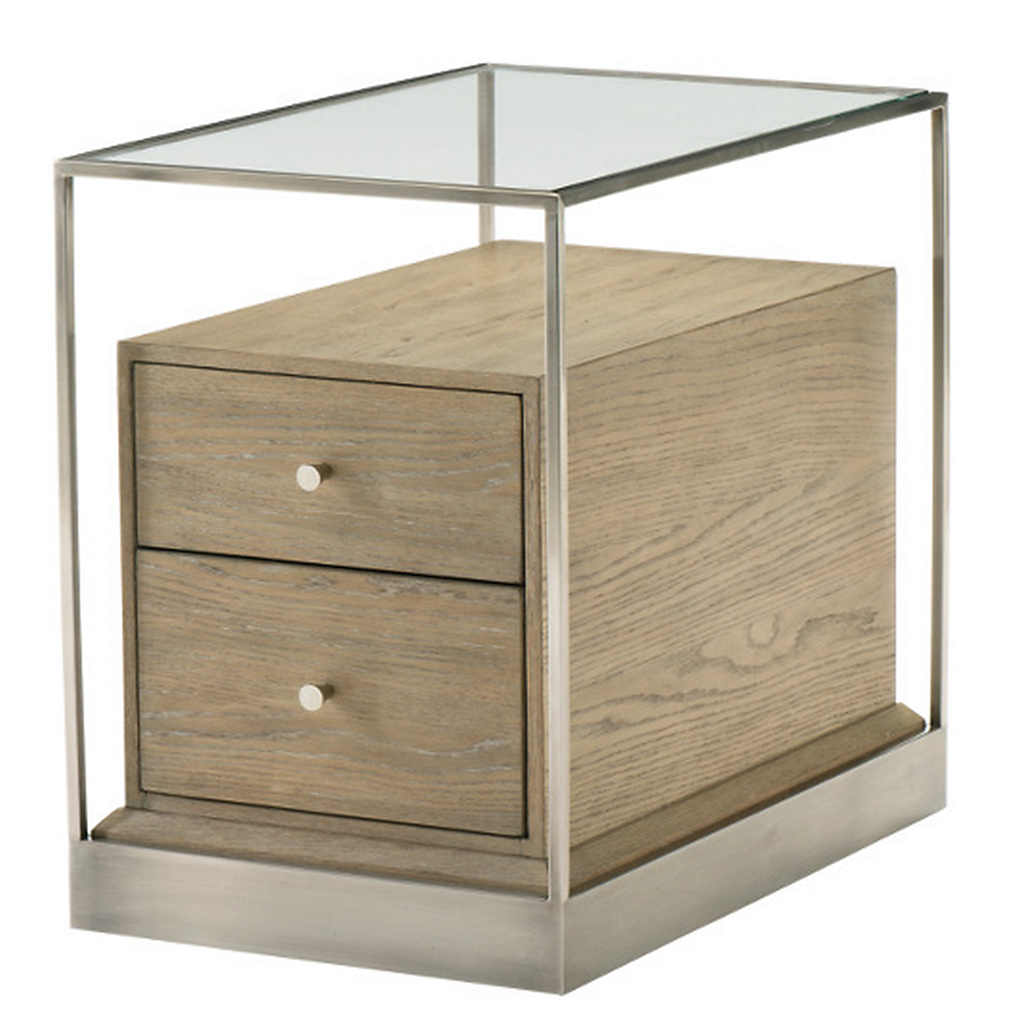 Dempsey End Table - Stash Home