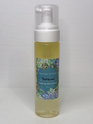 Satsuma Foaming Hand Soap